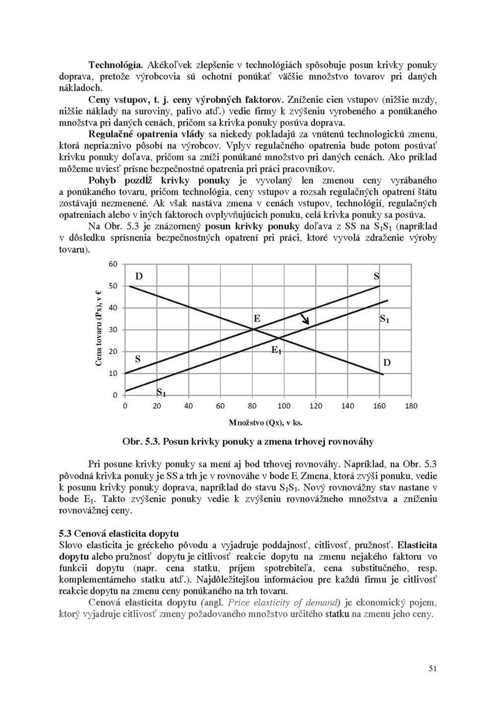 Všeobecná ekonomická teória 3