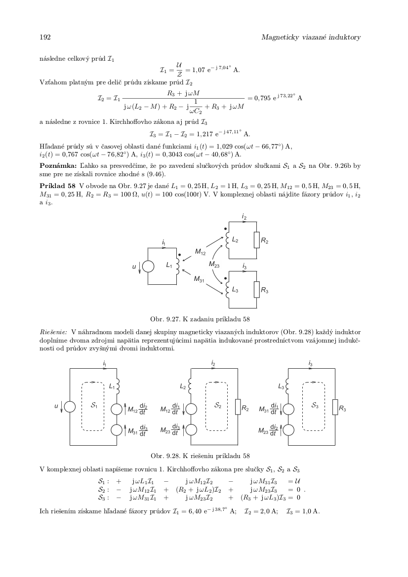 Elektrotechnika I 4