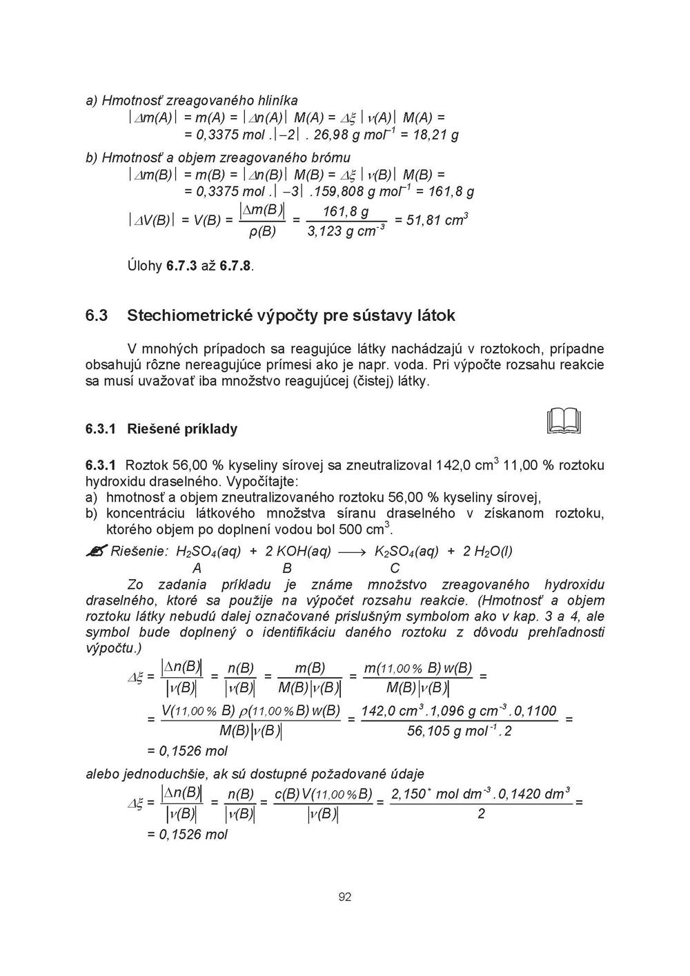 Výpočty v anorganickej chémii 2