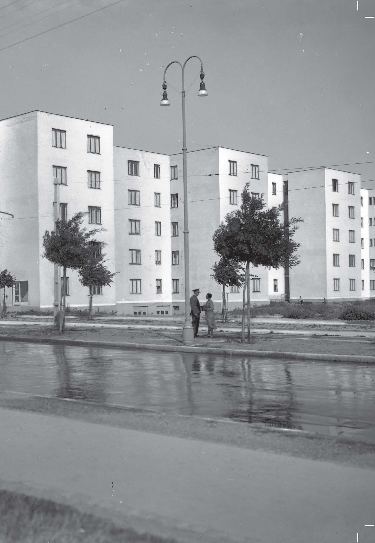 Lampy verejného osvetlenia v Bratislave 7