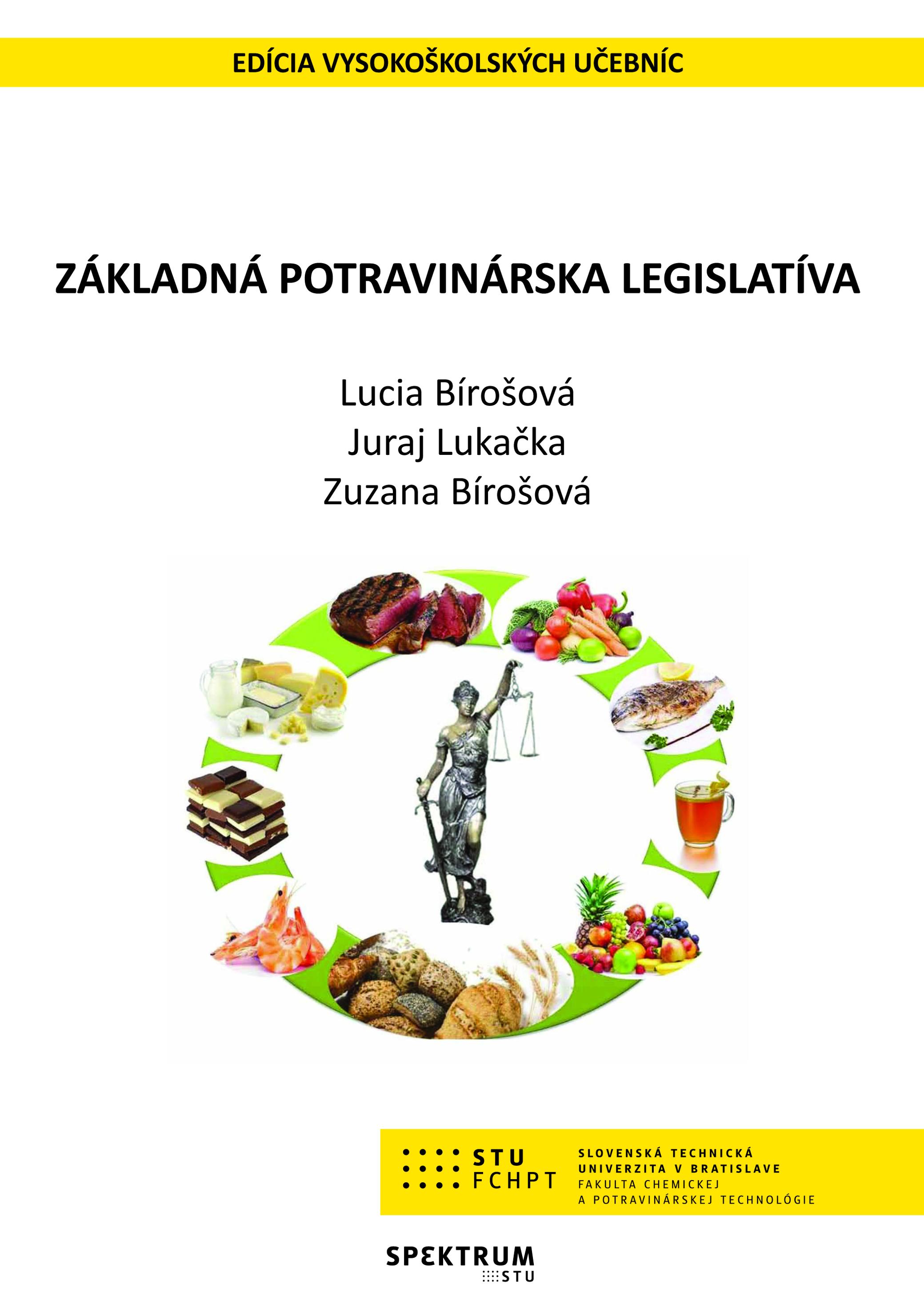 Základná potravinárska legislatíva 1