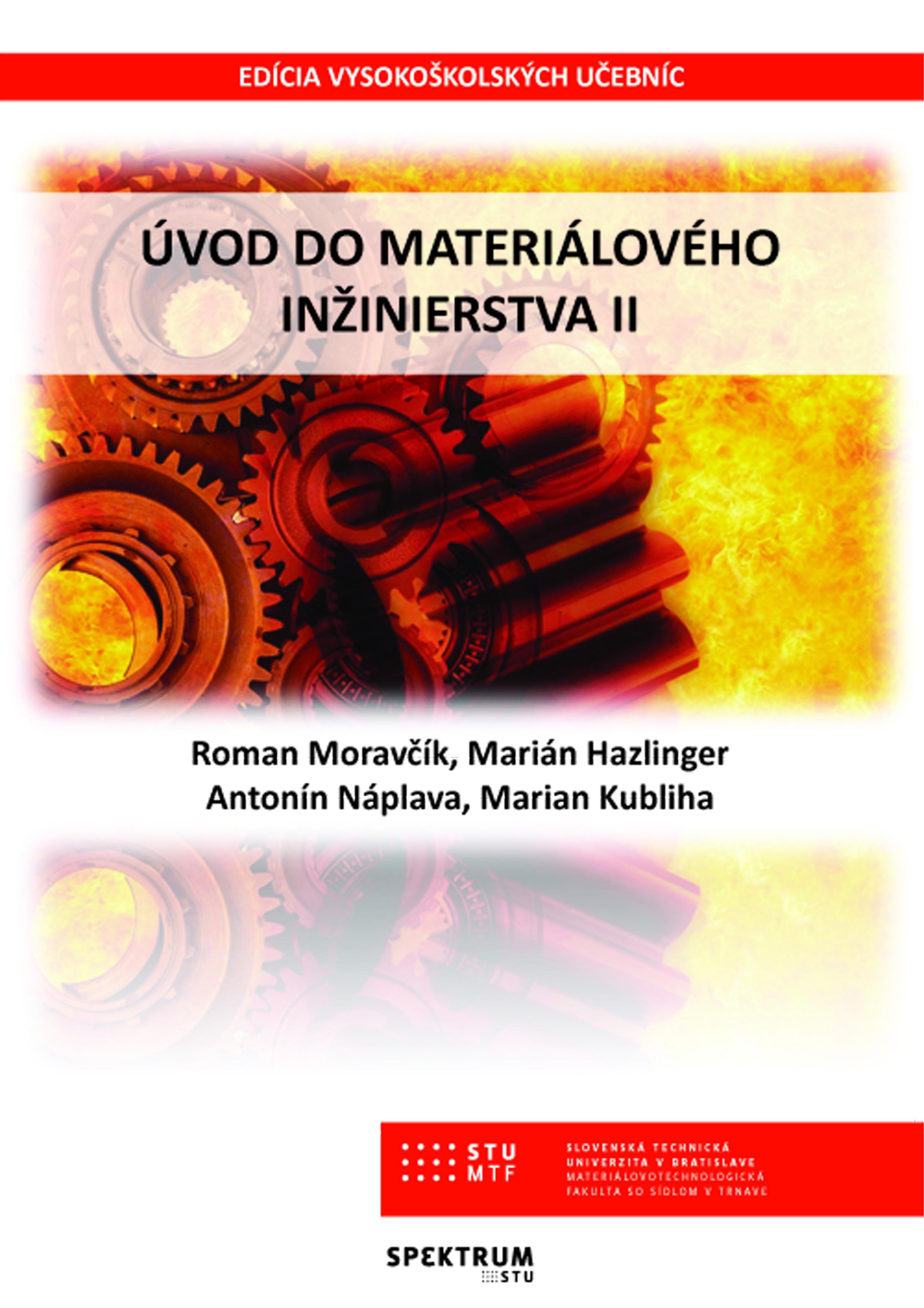 Úvod do materiálového inžinierstva II 1