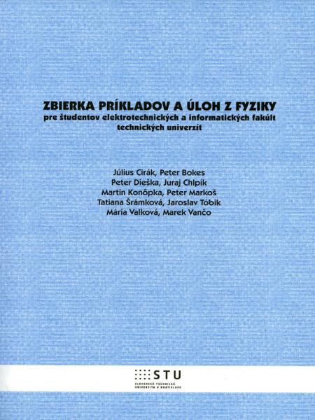 Zbierka príkladov a úloh z fyziky