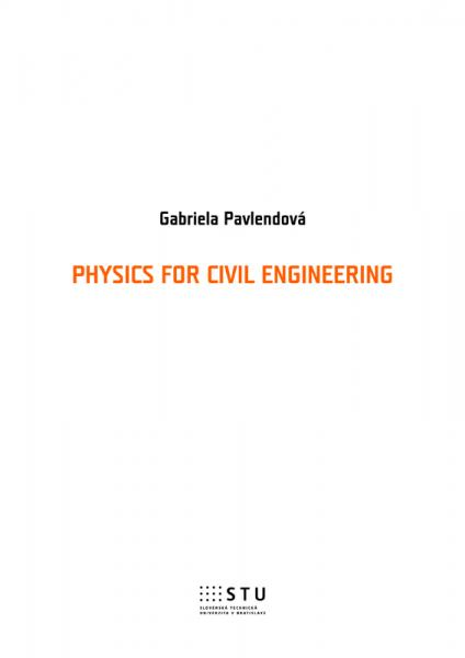 Physics for civil engineering