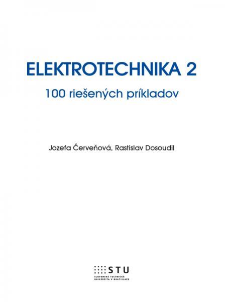 Elektrotechnika 2