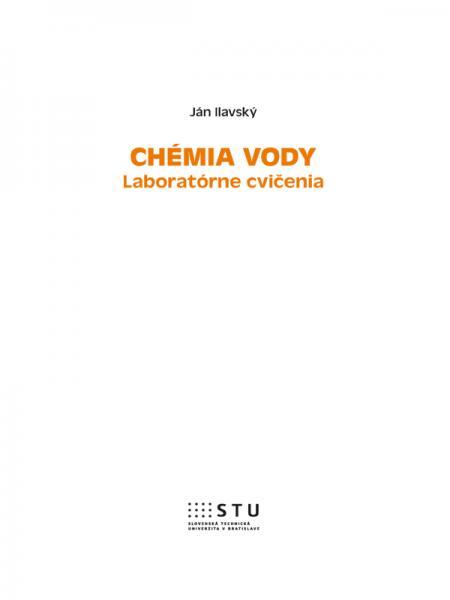 Chémia vody - laboratórne cvičenia