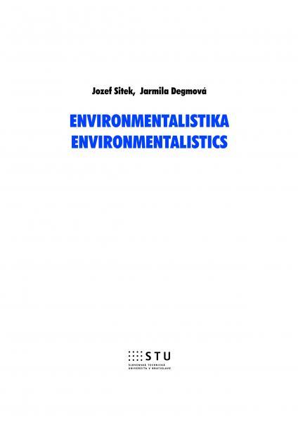 Environmentalistika / Environmentalistics
