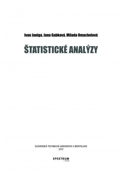 Štatistické analýzy (CD)