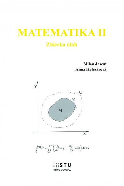 Matematika II. Zbierka úloh