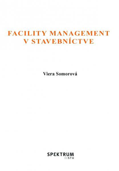 Facility management v stavebníctve
