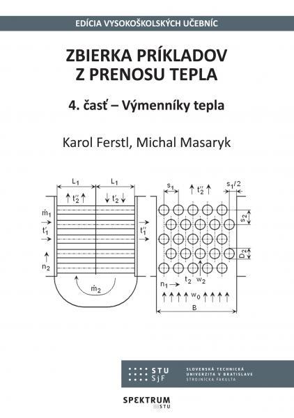 Zbierka príkladov z prenosu tepla 4. časť - Výmenníky tepla