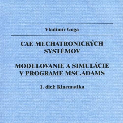 CAE mechatronických systémov