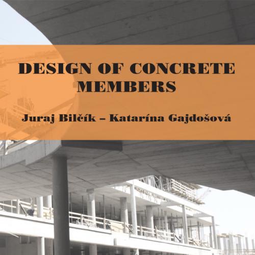 Design of concrete members