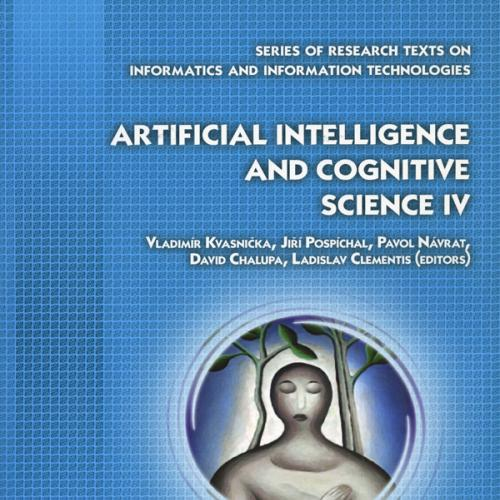 Artificial intelligence and cognitive science IV.