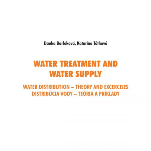 Water teatment and water supply