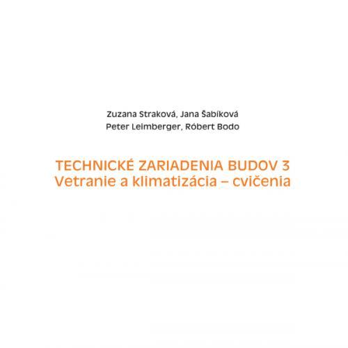 Technické zariadenia budov 3
