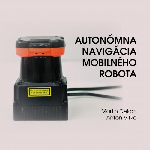 Autonómna navigácia mobilného robota