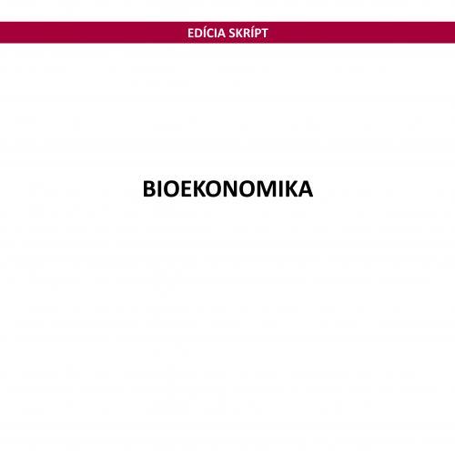 Bioekonomika