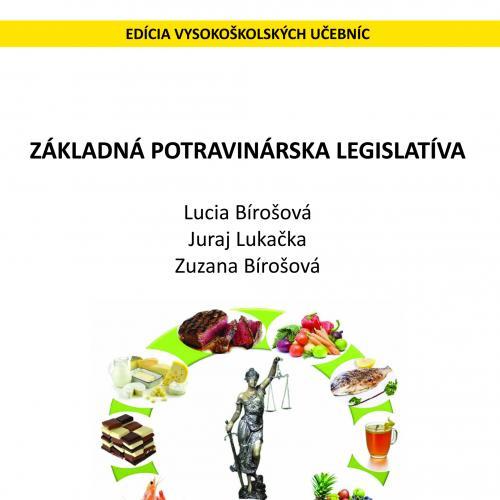 Základná potravinárska legislatíva