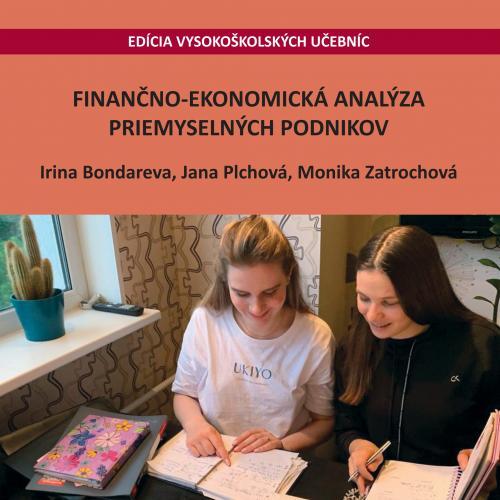 Finančno-ekonomická analýza priemyselných podnikov