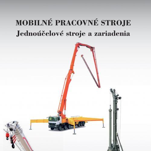 Mobilné pracovné stroje