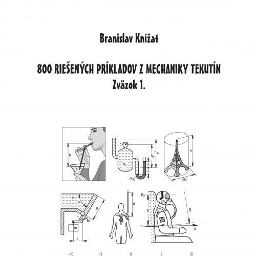 800 riešených príkladov z mechaniky tekutín